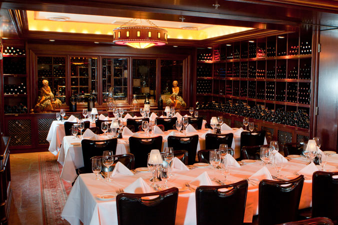 The Wine Room Offers Our Guests Opportunity To Dine In A Beautiful Working Cellar Provides An Intimate Dining Experience