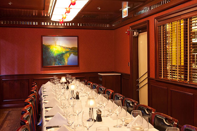 dallas restaurants with private dining rooms | Pappas Bros. Steakhouse - Dallas
