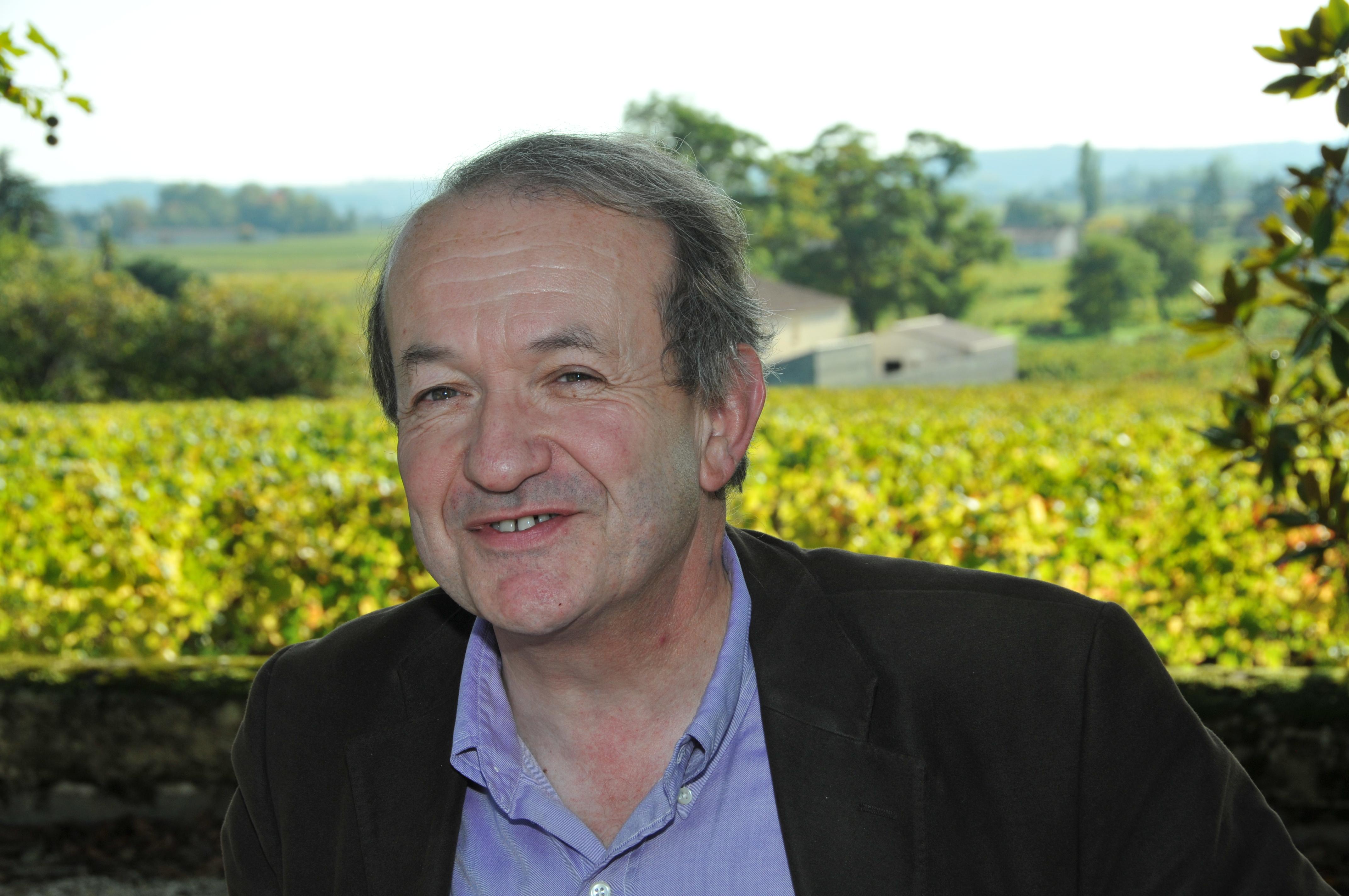 Co-Proprietor of Château Angélus