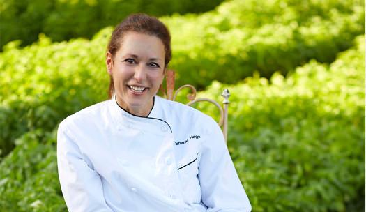 Guest Chef Sharon Hage